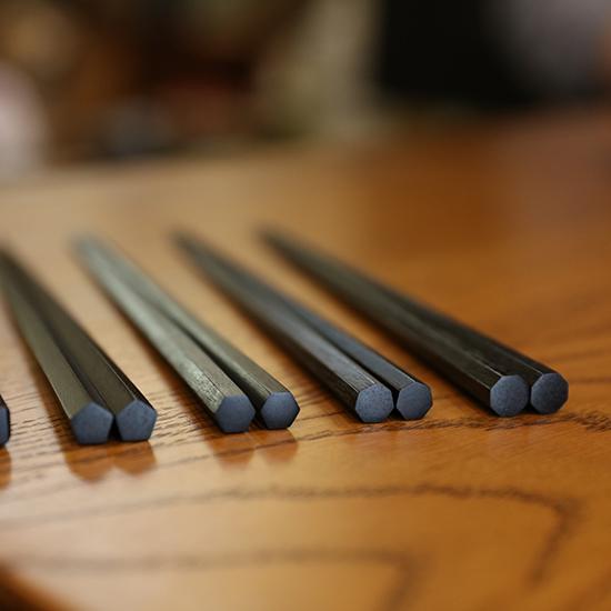 機能的なものは美しい。食事が心地よく楽しくなる、大黒屋の「江戸木箸」