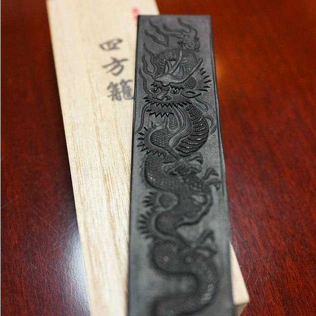創業150年の老舗「錦光園」。『日本書紀』の時代から伝わる「奈良墨」の今昔に触れる